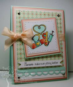 Nurses Do It Best by knightrone - Cards and Paper Crafts at Splitcoaststampers
