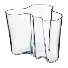 Aalto vase. Finnish design at its best.