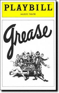 Grease @ Eden Theatre | Playbill