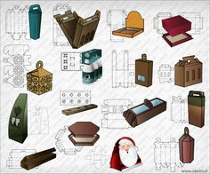 600+ inspiring and creative packaging vector templates