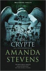 IBS Thriller 47 - Amanda Stevens – De crypte - Dodenrijk-trilogie 1 #harlequin #ibsthriller #amandastevens #dodenrijk