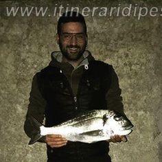 Torre mozza - Lecce - Orata di oltre 2kg con bibi pesca fishing