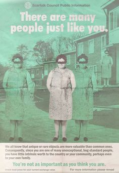 Hilarious Posters Illustrate Weirdness of Life in Fictive Town of Scarfolk – Earthly Mission Public Information, Night Vale, Photo Caption, Twisted Humor, Adult Humor, Vintage Ads, Vintage Girls, Vintage Advertisements, New Wave