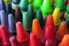 Guess the Crayola Crayon Color