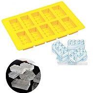 giocattolo mattoni stampo in silicone cubetti di ... – EUR € 3.43