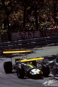 Brabham 1969 Spain