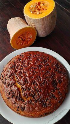 Sweet Desserts, Just Desserts, Pumpkin Recipes, Fall Recipes, Tortilla Sana, Sweets Recipes, Healthy Recipes, Healthy Cake, Daily Meals