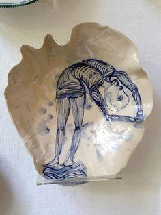 ruanhoffmann.com Contemporary Ceramics, Ceramic Art, Porcelain, Plates, Tableware, Artist, Licence Plates, Porcelain Ceramics, Dishes