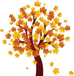pin by michelle freeman helton on planner happiness pinterest rh pinterest com clipart fall tree clipart fall tree