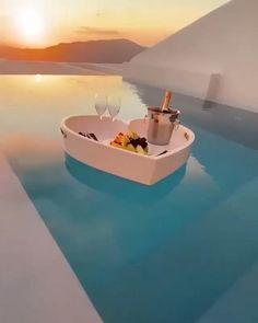 Vacation Places, Vacation Destinations, Dream Vacations, Beautiful Places To Travel, Cool Places To Visit, Romantic Places, Aloita Resort, Cavo Tagoo Mykonos, Greece Honeymoon