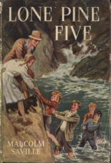 Many of Malcolm Savilles books are out print now....I remember the lone pine series fondly...