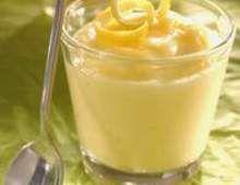 Mousse au citron simple