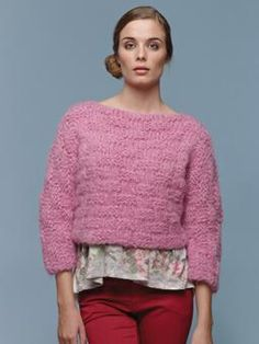 7d4df330fcfd Knitting Patterns Modern Ravelry  Bumble pattern by Marie Wallin