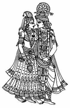 Kannan Radha Wedding Clipart in wedding radha krishna clipart collection - ClipartXtras Wedding Card Design Indian, Wedding Album Design, Wedding Art, Wedding Clip, Krishna Painting, Madhubani Painting, Art Drawings For Kids, Art Drawings Sketches, Rajasthani Painting