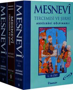 Abdülbaki Gölpinarlı - Mesnevi - Tercümesi ve Şerhi 2