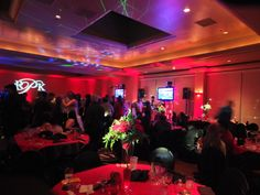 #choice1ent #weddings All inclusive package, Pin spots, uplights, custom gobo/projection, TV's, Music Videos