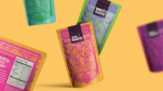 Don Bugito Takes A Prehistoric Approach On Snacks — The Dieline | Packaging & Branding Design & Innovation News