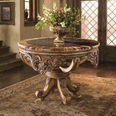 dynasty foyer table