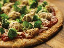 Chicken & Broccoli Pizza | Boboli Pizza Recipes