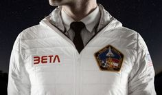 Space Suit Jacket in Different Style