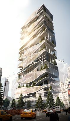Floating waterfront village to high-rise waterfall: eVolo's 20 Most Innovative Skyscrapers | Architecture And Design