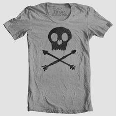 Skull and Arrows