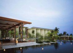 Sunrise Hoi An Beach Resort Vietnam #Asia #hotel #pool