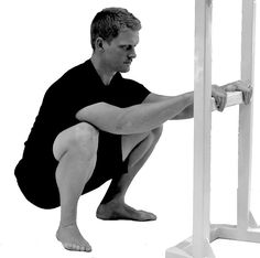 Deep squat hold