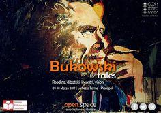 """Open Space - Associazione culturale in collaborazione con il Sistema Bibliotecario Lametino organizza """"Bukowski Tales"""", una due giorni di arte, letteratura, cinema, teatro e dibattiti dedicata a Charles Bukowski a 23 anni dalla sua morte.   Ospite d'eccezione Simona Viciani che seguirà insieme a noi le iniziative in calendario.  Bukoswki Tales si terrà a Lamezia Terme e a Pianopoli il 9 e il 10 marzo 2017.   PROGRAMMA:  9 MARZO 2017  ore 10.00  Bukowski Tales Arte - Inaugurazione…"""