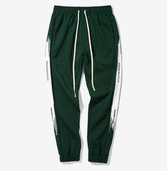 Designer Clothes, Shoes & Bags for Women Pantalon Streetwear, Style Streetwear, Jogging, Hip Hop, Mens Activewear, Cut Off, Active Wear, Street Wear, Sweatpants