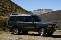 #LandRover #Discovery #LosAndes