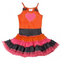 Must have! Love the orange and pink.