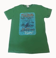 Twin Peaks Outfitters Men's Short Sleeve T-shirt XLarge Green Twin Peaks Outfitters http://www.amazon.com/dp/B00T6SAL6K/ref=cm_sw_r_pi_dp_zCo1ub1VRWE15