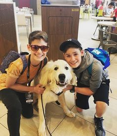 My boys❤️❤️❤️ I love them so much Max Mills, Harvey Mills, Magcon Boys, Twin Brothers, To My Future Husband, Hot Boys, My Love, Dogs, Animals
