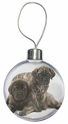 #Bullmastiff dog puppies christmas tree bauble decoration #gift, #ad-bmt2cb,  View more on the LINK: 	http://www.zeppy.io/product/gb/2/401148927677/