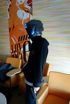 Tokyo Necro helmet 4 Rude Mechanicals, Face Design, Shadowrun, Future Fashion, Fursuit, Cyberpunk, Futuristic, Science Fiction, Character Design