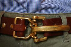 "col. littleton ""No. 5 Cinch Belt"" http://www.colonellittleton.com/shop/misc/apparel-and-belts/belts/cinche-belt-no5.html"