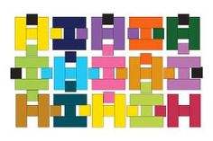 Make a Colorful Jigsaw Puzzle Quilt with This Free and Easy Pattern: Fill in the Gaps of Your Jigsaw Puzzle Quilt Blocks Lap Quilts, Scrappy Quilts, Small Quilts, Jellyroll Quilts, Quilting Tutorials, Quilting Projects, Quilting Ideas, Puzzle Quilt, Modern Quilt Blocks