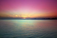 Sunset,Sea - inspiring picture on PicShip.com