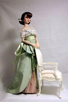 """The Fashion Doll Chronicles: Essentially Ivy """"Vee"""" Jordan by Mel Odom  Jason Wu"""