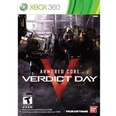 Namco Bandai Games Genuine Armored Core VD XB360 *** Continue to the product at the image link. Note:It is Affiliate Link to Amazon.
