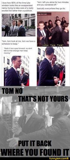 Toms publicist