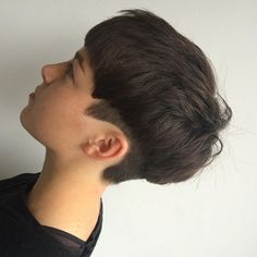 Textured Bowl Cut With Undercut                                                                                                                                                                                 More