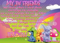 <3 My JW Friends
