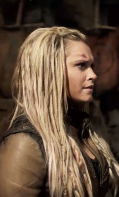 The 100 Season 3 Trailer Different Hairstyles, Cute Hairstyles, The 100 Grounders, Clarke The 100, Undercut Styles, The 100 Cast, The 100 Clexa, Post Apocalyptic Fashion, Dream Hair