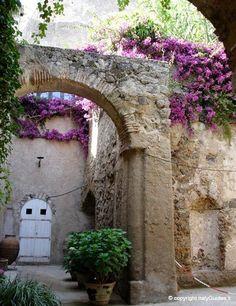#Aragonese Castle. #Ischia, province of naples , c...