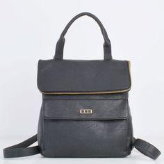 Adela mochila negro de Misako thumb