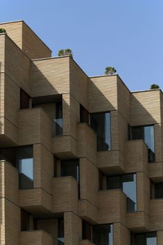Khab-e-Aram Residential Complex / USE Studio