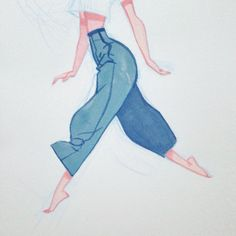 """Yoinked the pants shape from ref. I forgot how much fun it is to just sit down and practice"""" Character Design Girl, Character Design Inspiration, Character Art, Animation Sketches, Art Sketches, City Painting, Vintage Cartoon, Sketch Inspiration, Pretty Art"""
