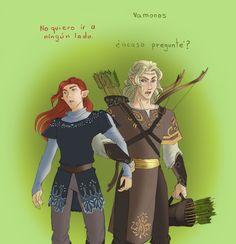 Келегорм и Амрас